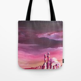 Dreamy Mosque Tote Bag