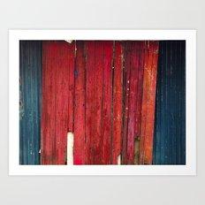 wood.2 Art Print
