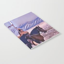 Native American Indian Chief Notebook