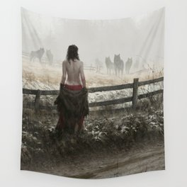 true nature Wall Tapestry