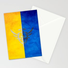 zelda shield Stationery Cards