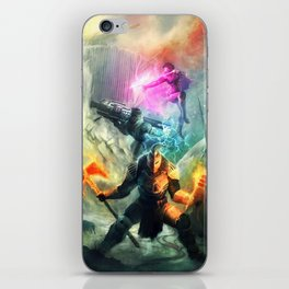 Trio (Destiny inspired) iPhone Skin