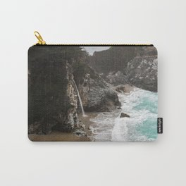 McWay Falls - Big Sur, California Carry-All Pouch