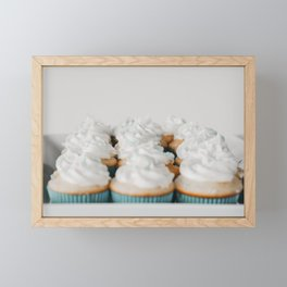 Beautiful Food by Dylan Ferreira Framed Mini Art Print
