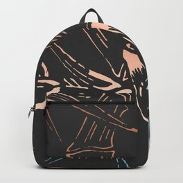 Japanese Stencil Backpack