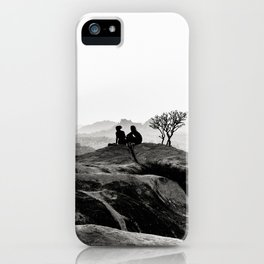 Hampi. India. iPhone Case