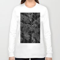 palms Long Sleeve T-shirts featuring Palms by Robert Høyem