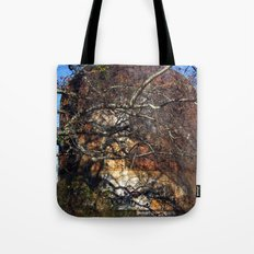 Rusted and Forgotten Tote Bag