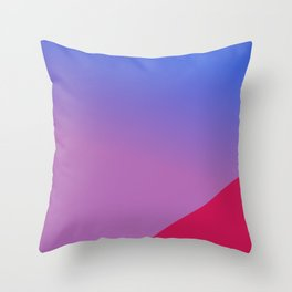 Constancy to purpose Throw Pillow