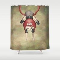 shit Shower Curtains featuring Well... shit. by Schwebewesen • Romina Lutz