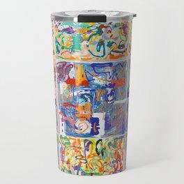 Shamanic Painting 1-9 Travel Mug