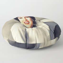 Patsy Cline, Music Legend Floor Pillow