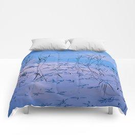 Reflections on the lake surface #society6 #decor #buyart Comforters