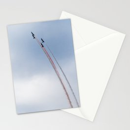Air Show of Turkish Air Force Stationery Cards
