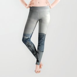 The Mountains Are Calling #3 Leggings