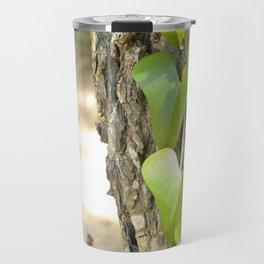 Heart tree Travel Mug