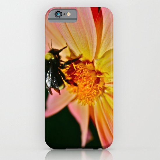 Winged Flower 01 iPhone & iPod Case