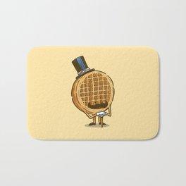 The Fancy Waffle Bath Mat
