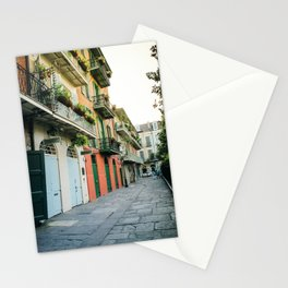 Pirate's Alley Stationery Cards