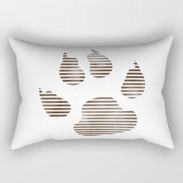 Paw Rectangular Pillow