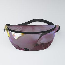 Pastel Pinks of Peach Tree Blossom Fanny Pack