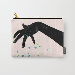 Wedding ring Carry-All Pouch