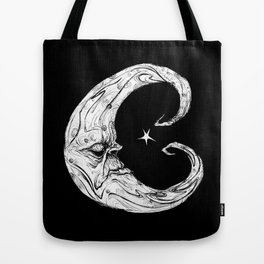 Starmoon Tote Bag