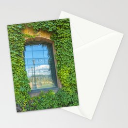Reflections on Window Stationery Cards