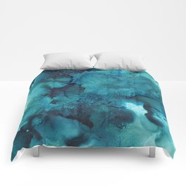 Blue Dream Comforters