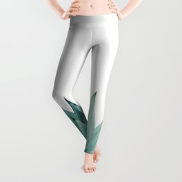 Agave Vibes #8 #tropical #decor #art #society6 Leggings