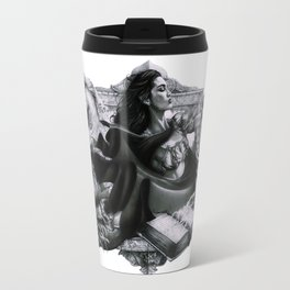 Swords, Beasts and Witches Travel Mug