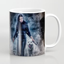 Never Forsaken Coffee Mug