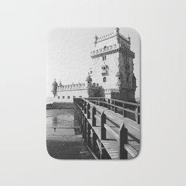 PORTUGAL ... Lisbon - Torre de Belem Bath Mat