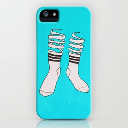 SOCKS iPhone Case