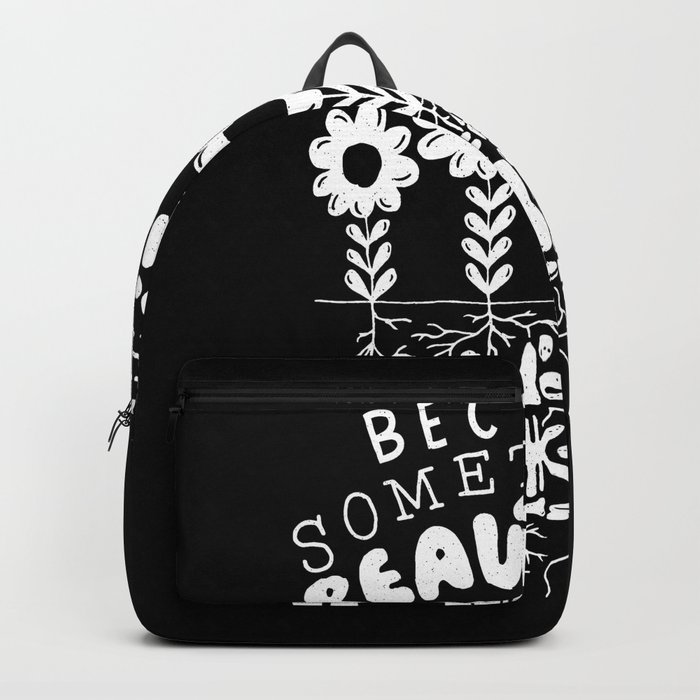 beautiful bones Backpack