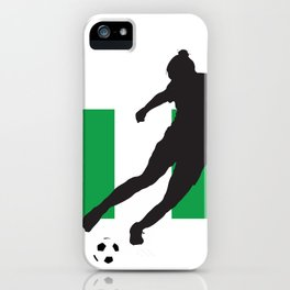 Nigeria - WWC iPhone Case