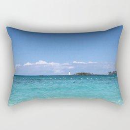Junkanoo Beach Rectangular Pillow