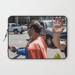 Super and spider Laptop Sleeve