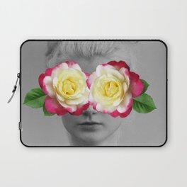 Seeing Roses Laptop Sleeve
