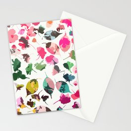 cherry blossom 3 Stationery Cards