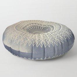 DESERT SUN MANDALA Floor Pillow