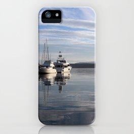 Friday Harbor iPhone Case