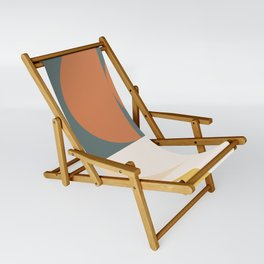 Abstract Geometric 02 Sling Chair