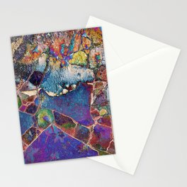 Abstract 576 Stationery Cards