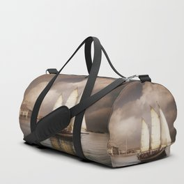 They've All Come To Look For America Duffle Bag