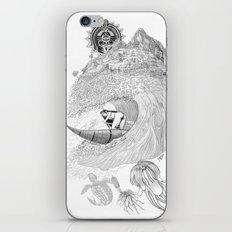 Machu Qun Tiksi Wiraqucha iPhone & iPod Skin