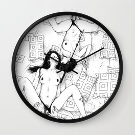 asc 547 - My New Year's resolutions - The 13th month Wall Clock