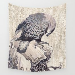 Eagle Wall Tapestry
