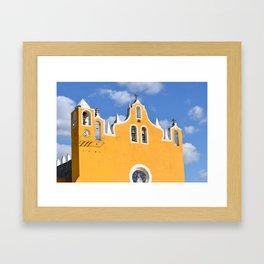 Toward the Heavens Framed Art Print