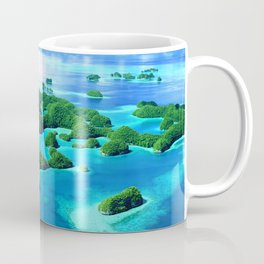 70 Wild Islands Palau Coffee Mug